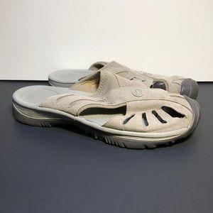 Keen Suede Women's Beige Water Sandals